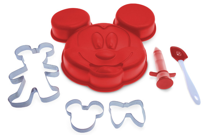 Mickey Mouse Cake Mould