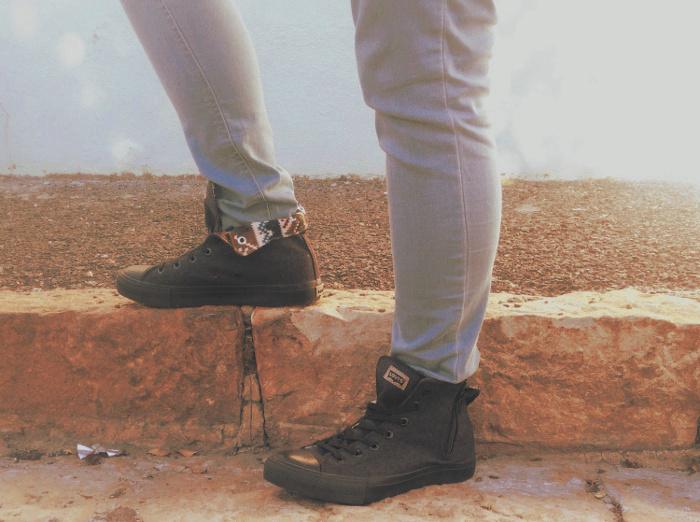 Levis sneakers