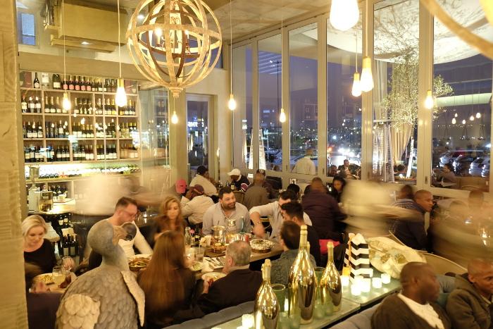 Life Grand Cafe Hyde Park