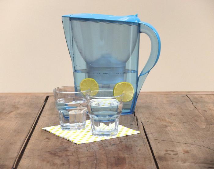 BRITA Marella cool blue jug