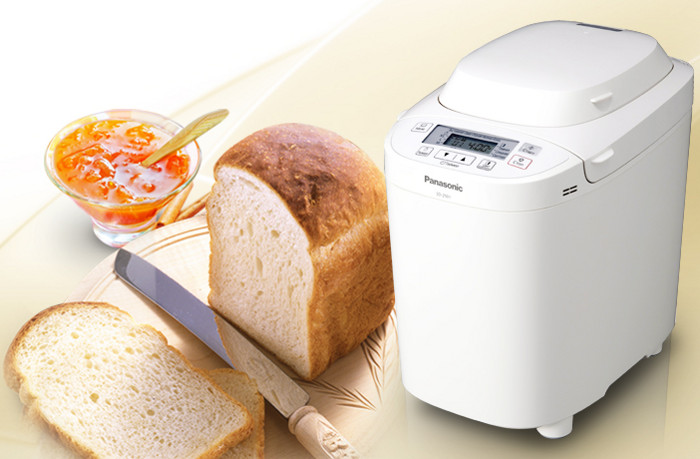 Panasonic SD 2501 Bread Maker