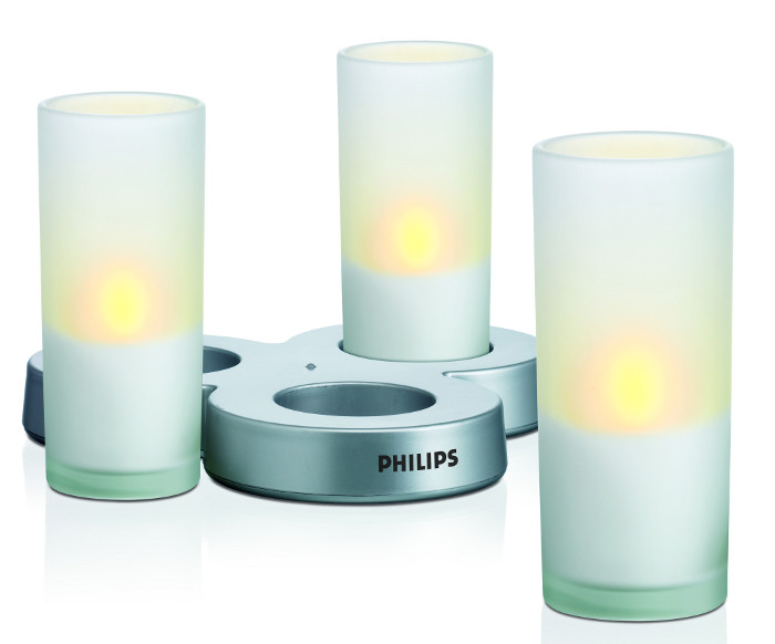 Philips candle lights