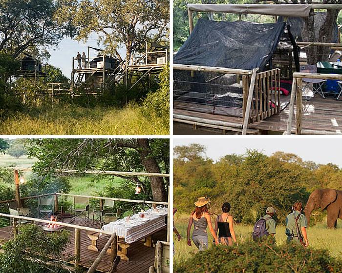 Rhino Post Plains Camp, Kruger National Park