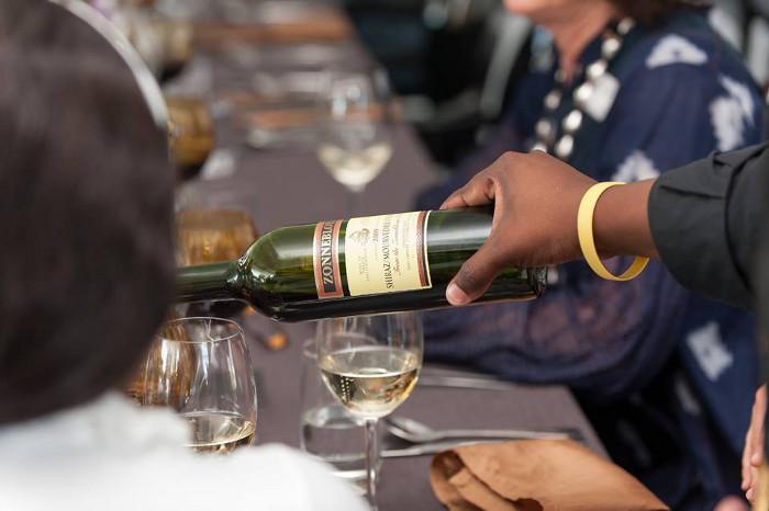 Zonnebloem wines