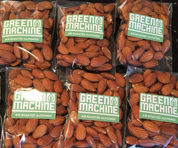 Green Machine vending machine
