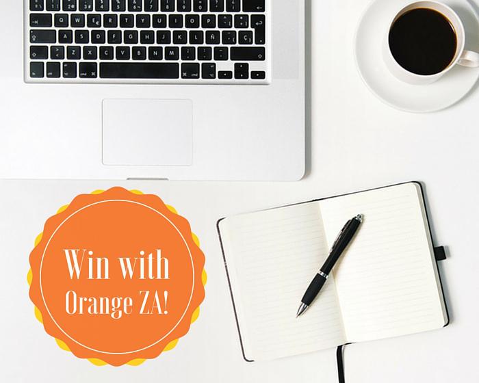 orange za