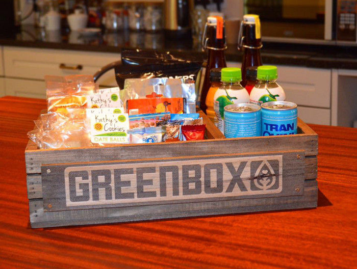 GreenBox snack box