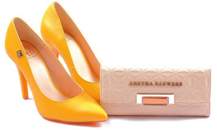 Aretha Bauwens shoe collection