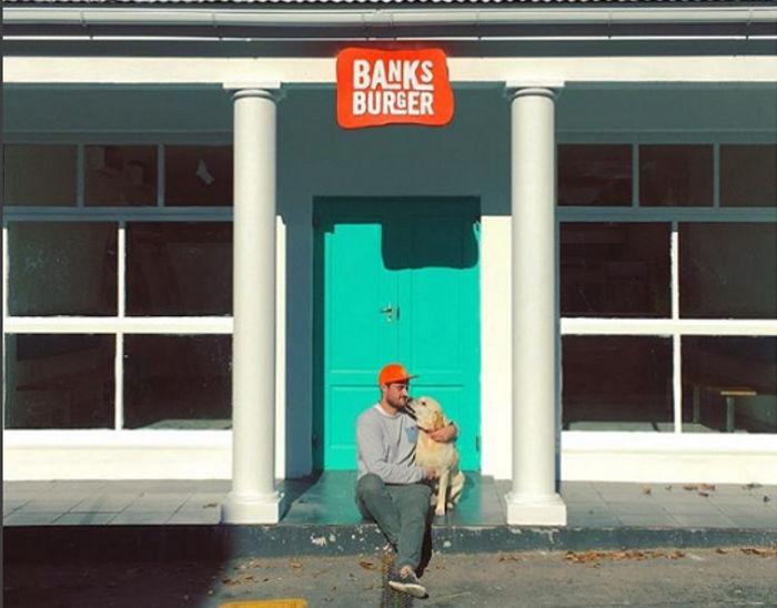 Banks Burger