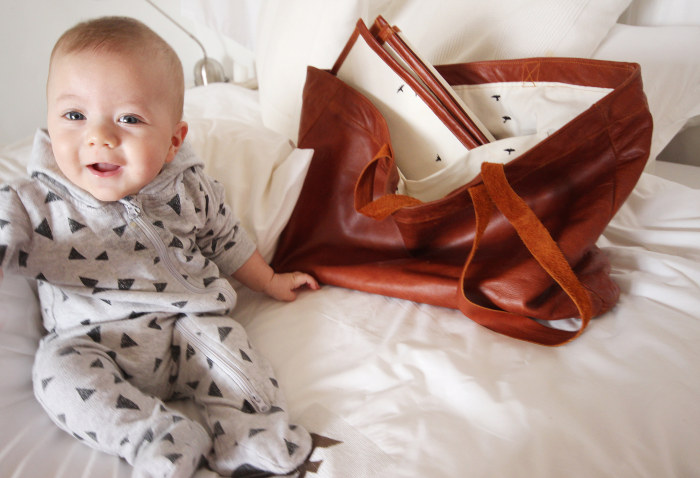 Love Milo Nappy Bag