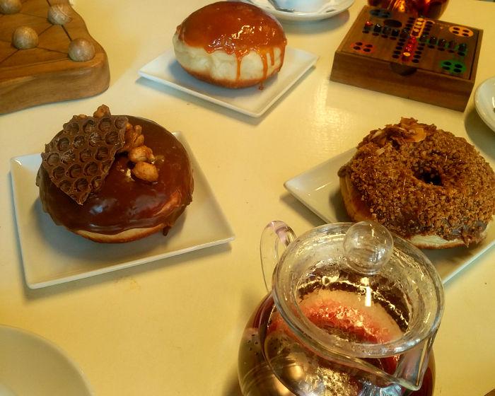 My Sugar doughnuts