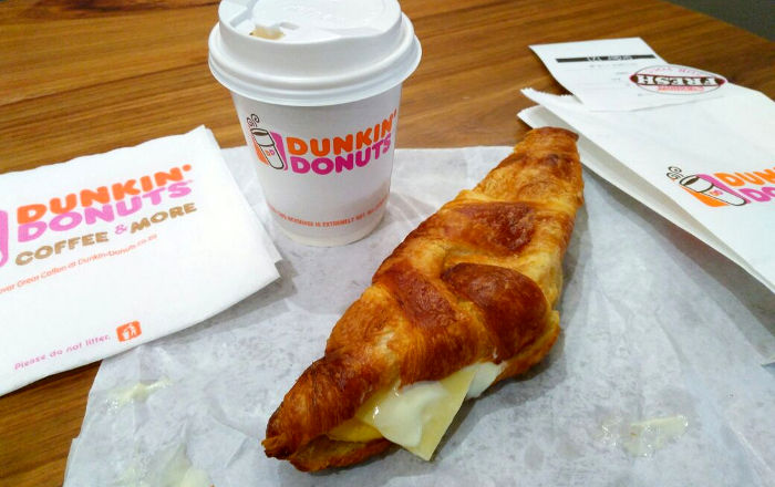 Dunkin' Donuts cape Town