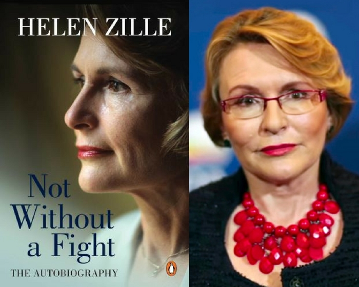 Not Without a Fight - Helen Zille
