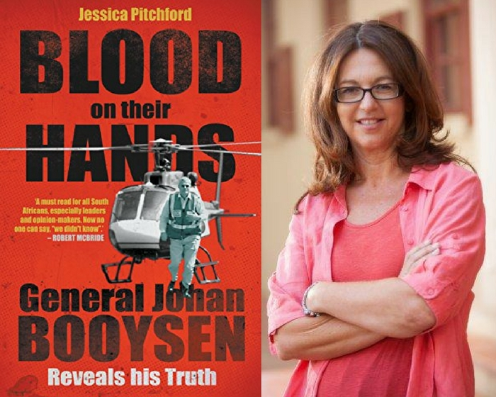 Blood on their Hands - Jessica Pitchford