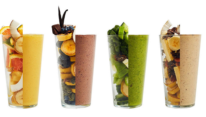 One-Juice smoothies