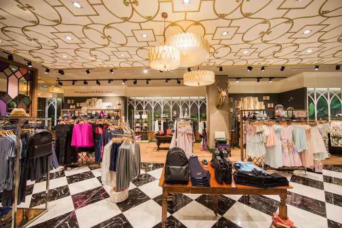 Ted Baker Joburg store