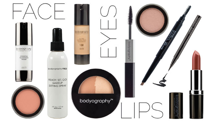 Bodyography makeup