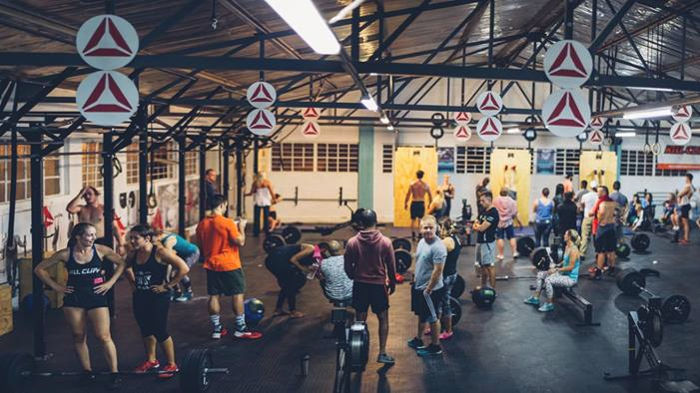 CrossFit District Six