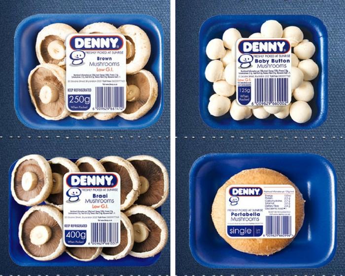 Denny Mushroom