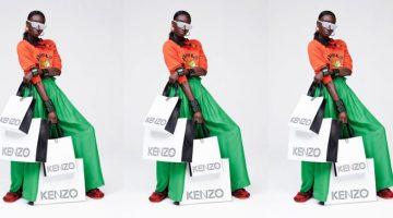 Kenzo x H&M 2016