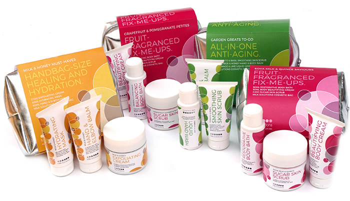 Milk Solutions 'Mini Me' Travel Products