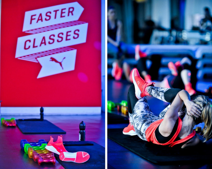 PUMA faster Classes