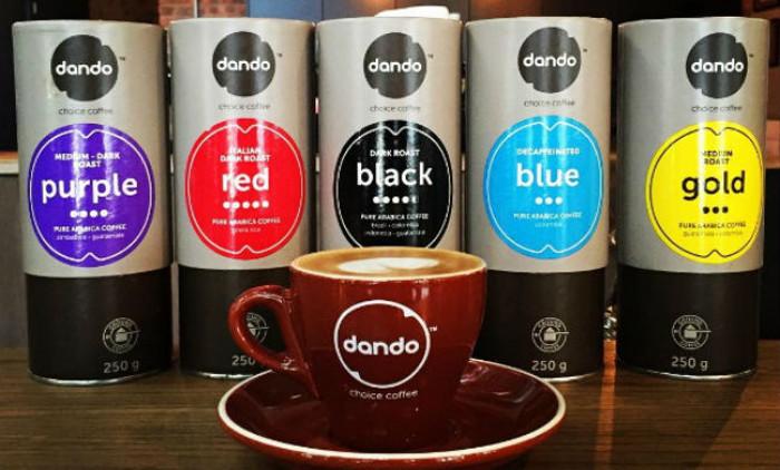 Dando coffee