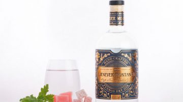 Souty African Local Craft gins