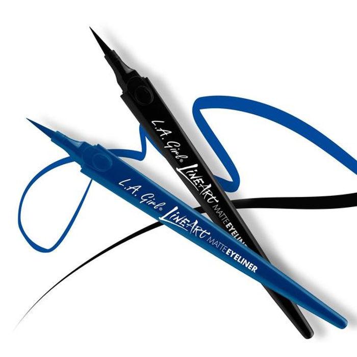 L.A Girl Line Art Matte Eyeliner Pens