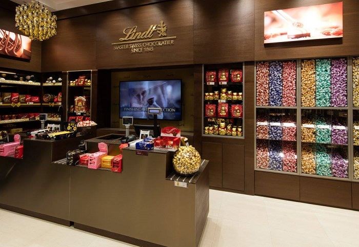 LINDT Chocolate Cape Town