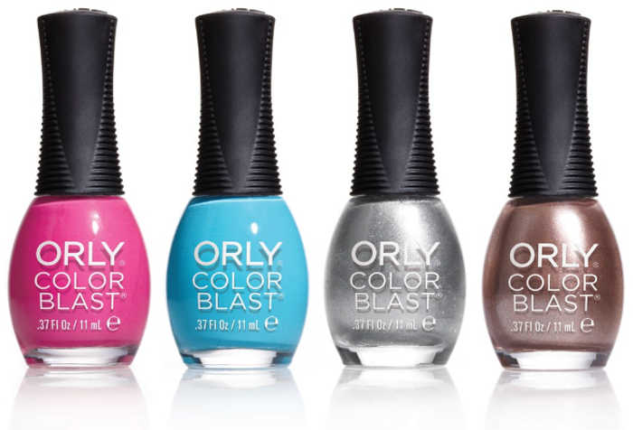 Orly nails