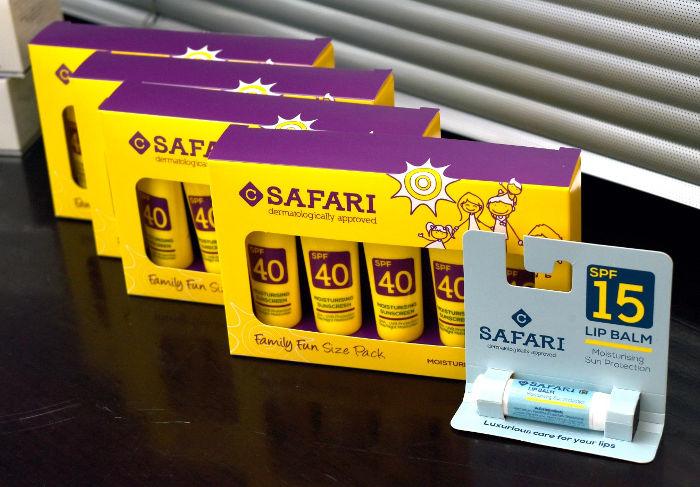 Safari sunscreen