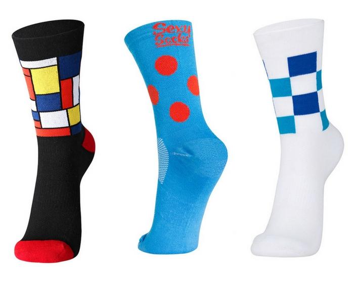 Sexy Socks Cycling Socks