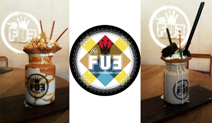 The FUE (Festive Underground Eatery)