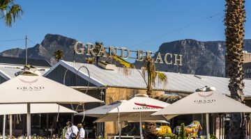 Grand Cafe and Beach