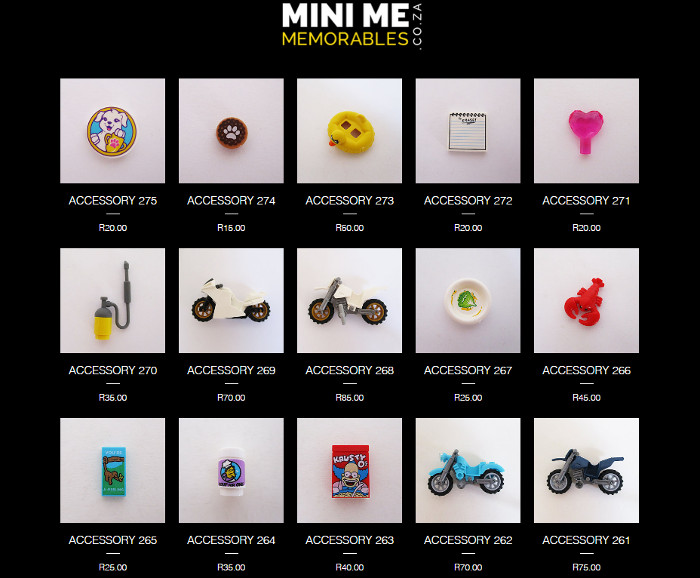 Mini Me Memorables