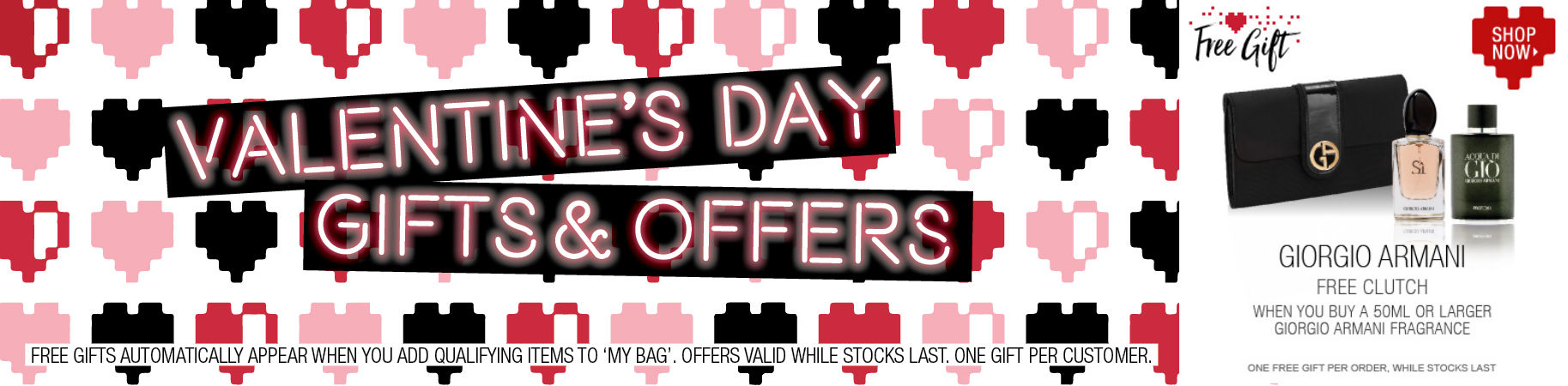 Vday Foschini offer 2