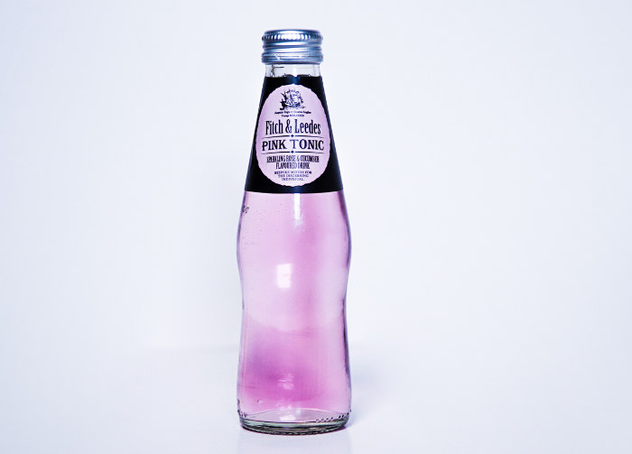 Fitch and Leedes Pink tonic
