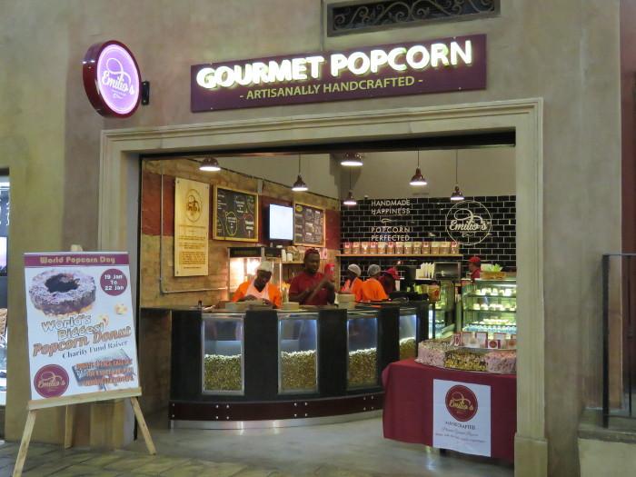 Emilio's Gourmet Popcorn