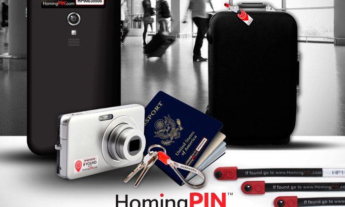 HomingPin