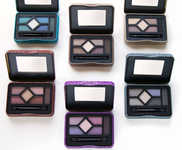 L.A Girl Inspiring Eyeshadow Palettes