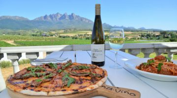 Piza e Vino Val du Charron