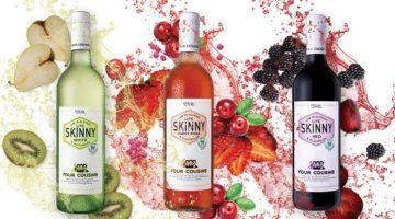 Four Cousins Skinny wine