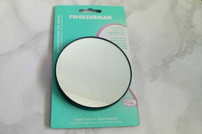 Tweezerman mirror