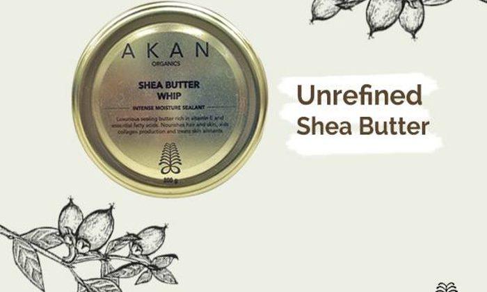Akan Organics Shea Butter Whip