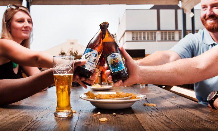 Boston Breweries Rock Hoppa Beer
