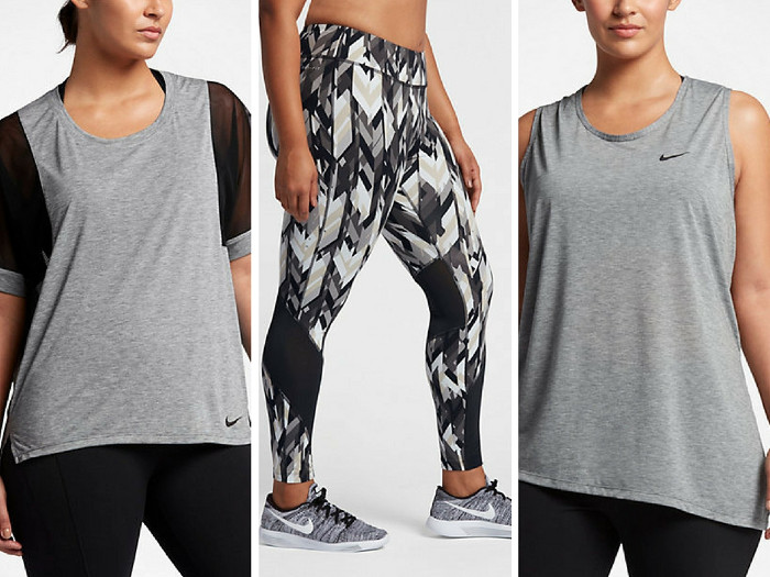 Nike Plus-size collection