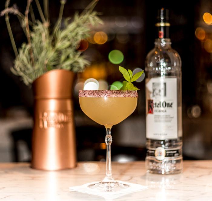Twankey Bar cocktails