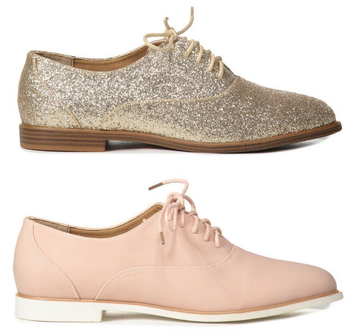 Rubi's Bailey Oxford Lace-Up