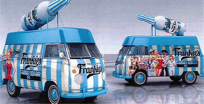 Frankies van